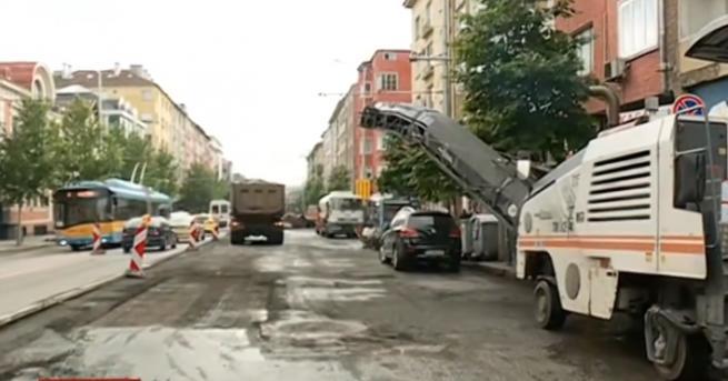 Започва обновяванетo на центъра на столицата - в пространствата около