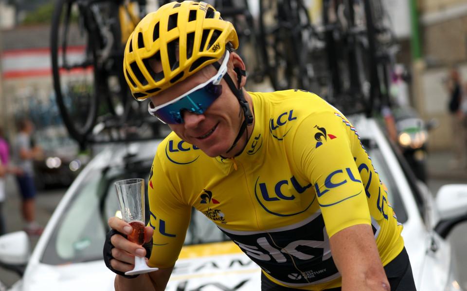 Оневиниха Крис Фрум по съмненията за допинг