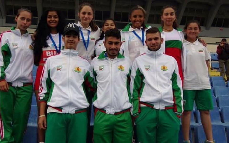 5 медала за България от Европейското по лека атлетика за глухи в София