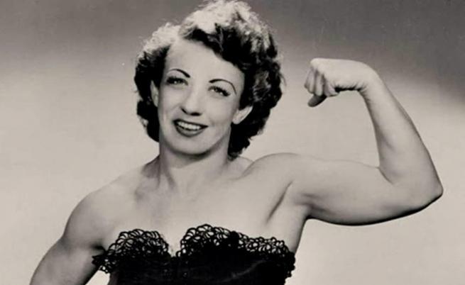 Милдред Блисс, силова атлетка