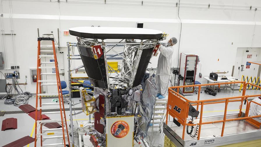 """НАСА ще """"докосне Слънцето"""" с нова сонда"""