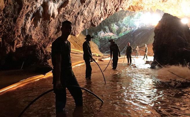 Превръщат в музей пещерата, приковала за 18 дни децата от Тайланд
