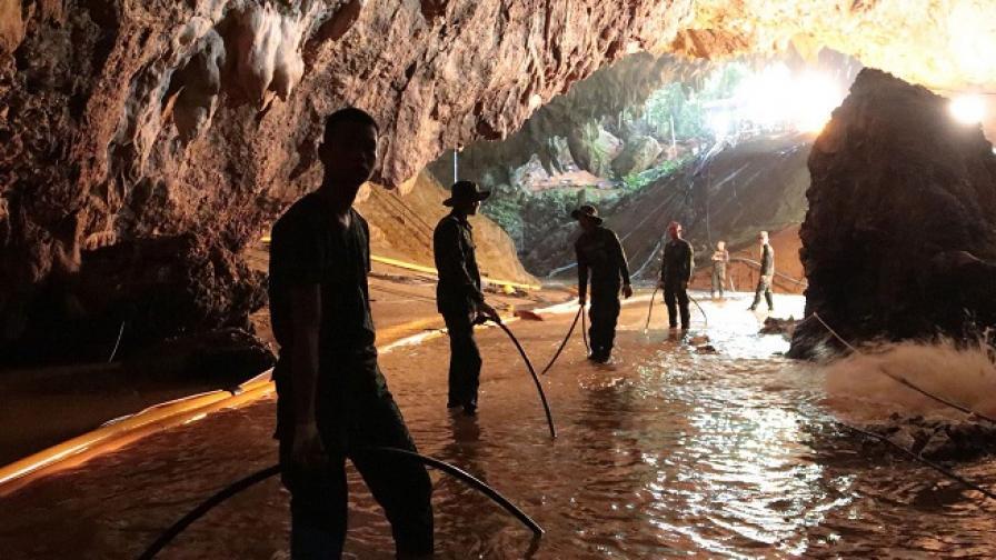 Превръщат в музей пещерата, пленила децата в Тайланд