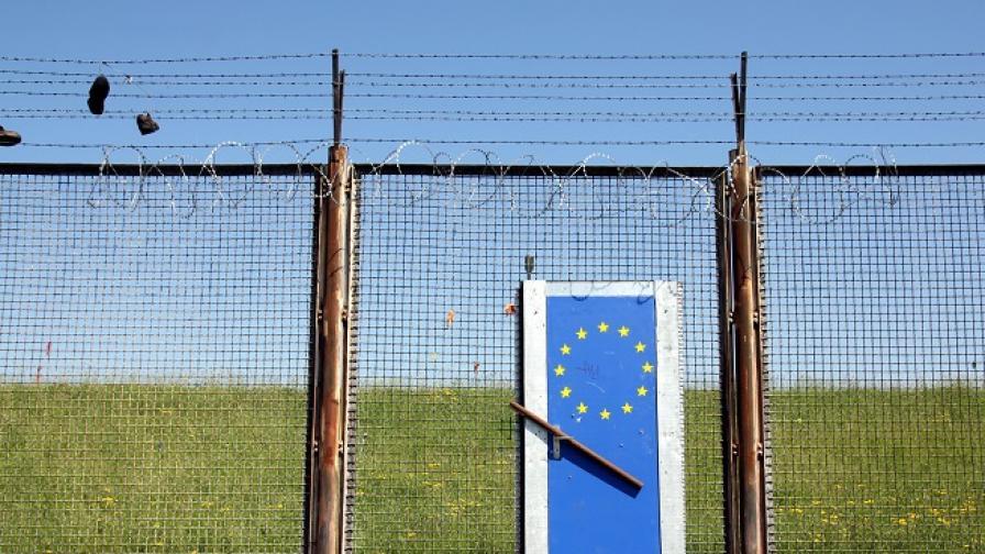 Държави от ЕС готови да затворят вратите за мигранти