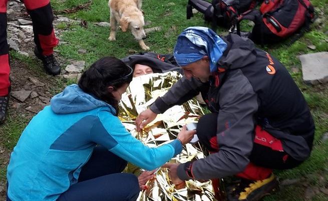 Спасиха белгийски турист в Рила след 15-часова акция