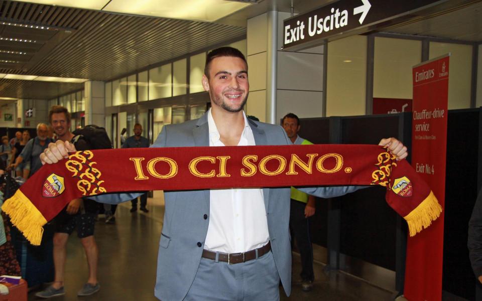 Бразилски вратар подписа с Рома