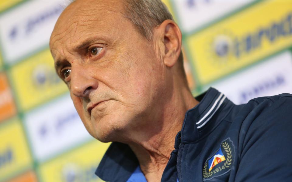 Бивш треньор на Левски ще спасява италиански тим