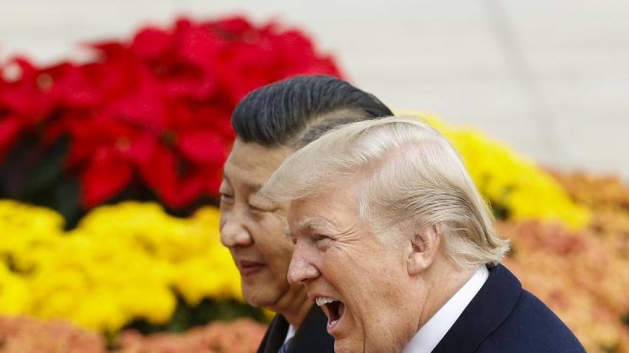 Нов удар на САЩ в търговската война с Китай