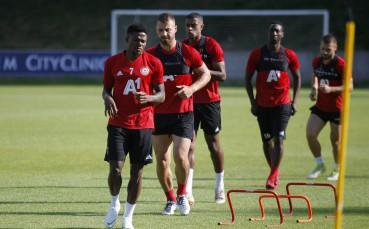 ЦСКА се завръща в Европа, латвийско препятствие на пътя на