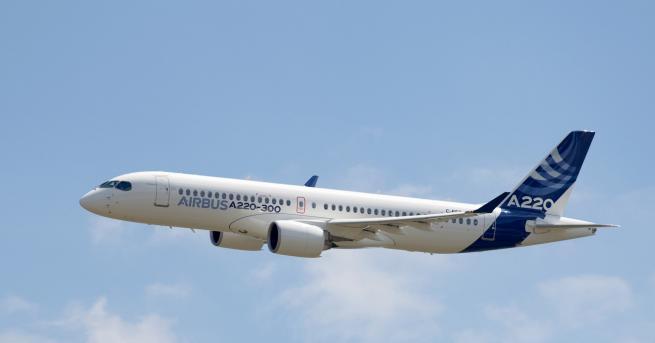 Airbus представи още един модел в гамата си пътнически самолети.