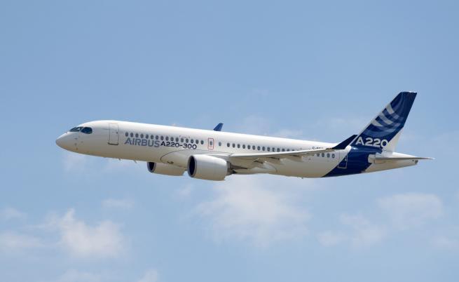 Airbus гледа към бъдеще с електрически самолети