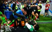 Невероятните снимки на фотографа, който стана част от лудата хърватска радост