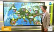 Прогноза за времето (13.07.2018 - сутрешна)