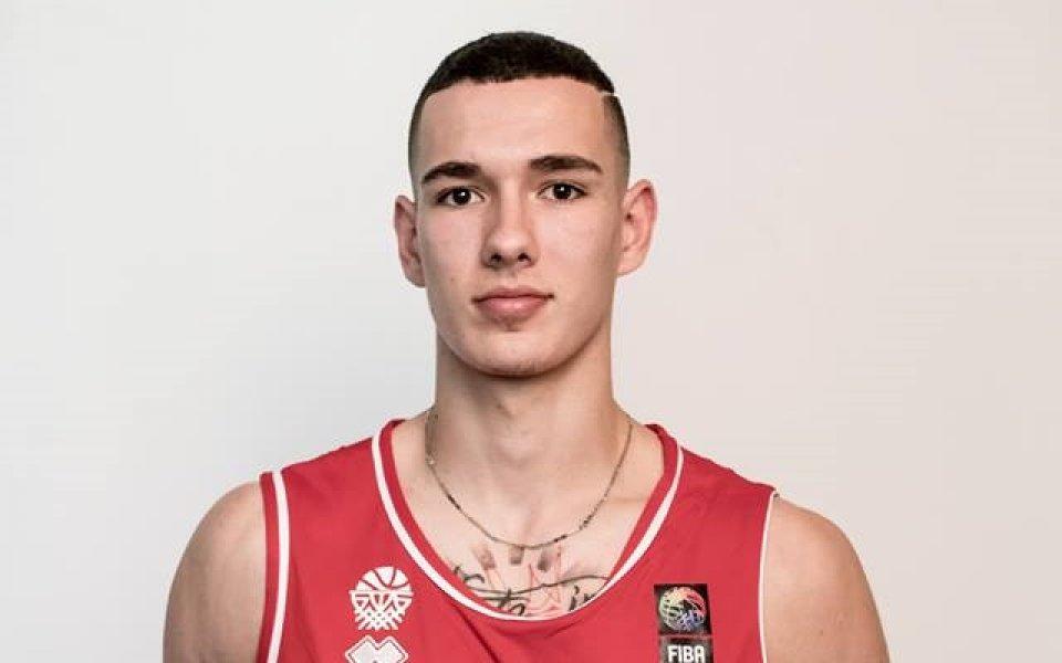 Данчо Минчев с първи мач за Истанбул ББ
