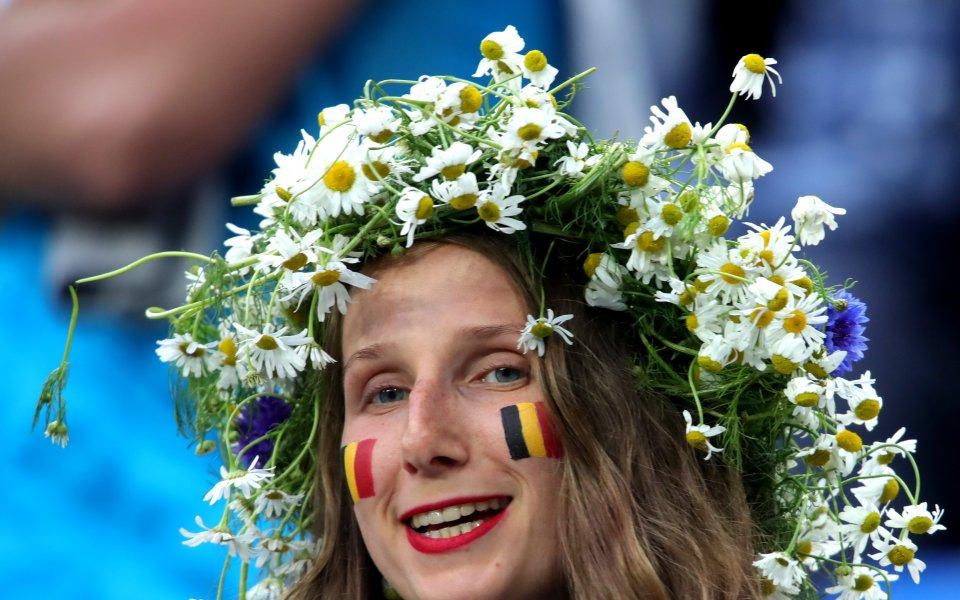 Феновете на Белгия стискат палци за 3-о място на Мондиала