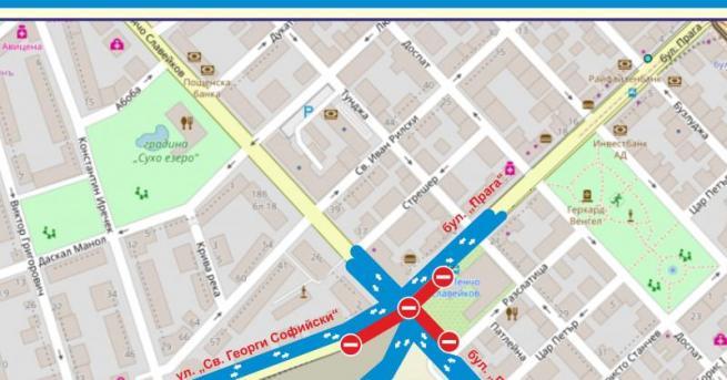 Във връзка строителството на третия диаметър на столичното метро и
