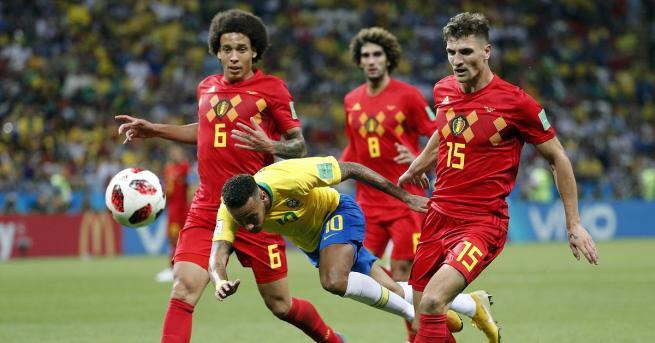 Бразилският футболист Неймар не успя да донесе слава настраната си