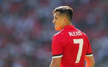 Без Алексис за турнето на Юнайтед в САЩ
