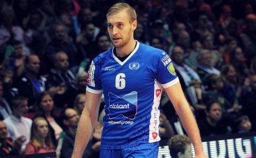 Волейболният Левски София с три нови попълнения