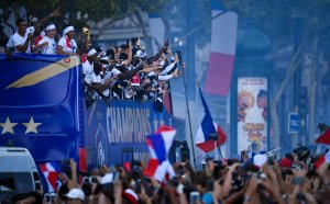 Французите са в рая!