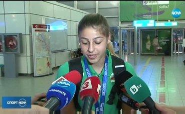 Начева: Не мислех, че ще успея отново да скоча 14 метра