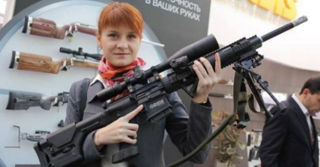 29-годишна руска гражданка е арестувана за конспирация с цел намеса