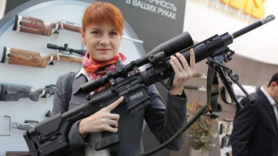 Обвиниха в шпионаж рускиня, която живее в САЩ