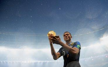 Загадъчният Мбапе: Като световен шампион ти се отварят нови врати