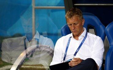 Треньорът-зъболекар на Исландия се оттегли
