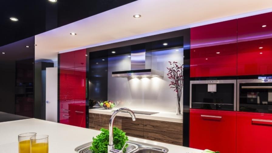 Цветът на кухнята ви издава характера (СНИМКИ)