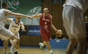 България громи Молдова на Европейското първенство в София