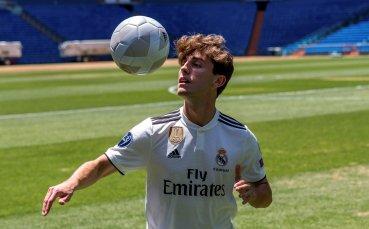 Новак пред дебют за Реал Мадрид