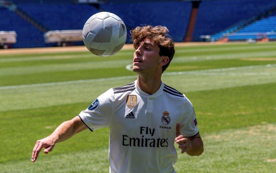 Снимка: Реал Мадрид загуби играч до края на сезона