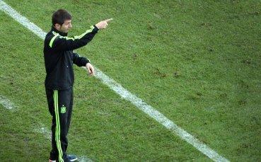 Алберт Селадес вече не е треньор на Испания U21