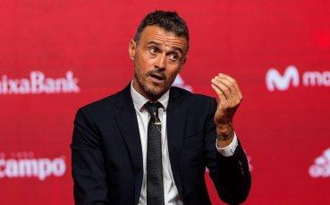 Луис Енрике с положителна оценка за Испания