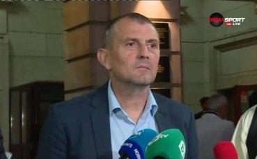 Загорчич: Срещу Хайдук ще бъде двойно по-трудно