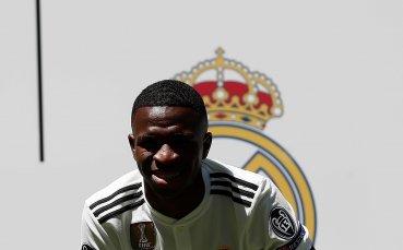 Реал Мадрид с голяма изненада в състава за Еспаньол