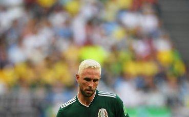 Виляреал се подсили с мексикански национал