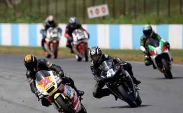 Плевен приема финалния кръг по мотоциклетизъм
