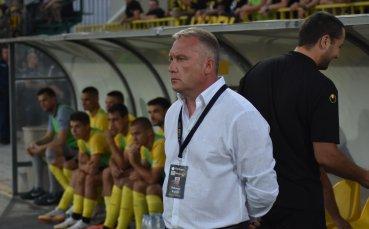 Киров: Притеснен съм за бъдещето на Ботев