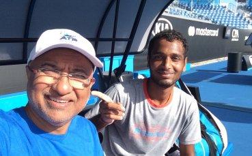 Индиец достигна до първи ATP финал