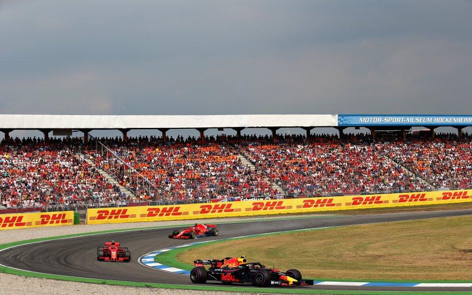 Германия губи старта си във Формула 1