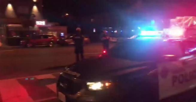 Двама души бяха убити при стрелба в гръцкия квартал на