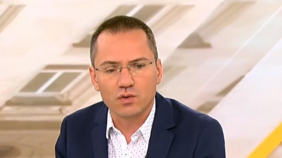 Джамбазки убеден: Имаше провокатори в Шарково