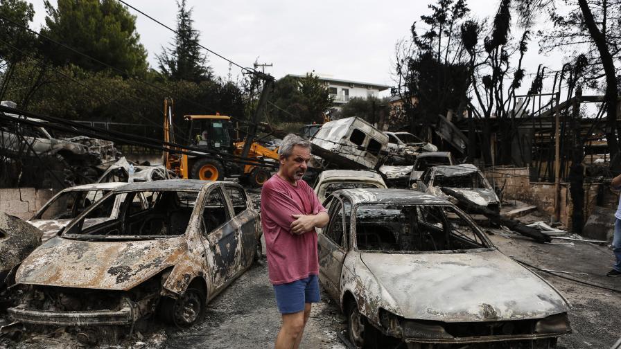 Българка в Гърция: Намират тела непрекъснато, жертвите са много