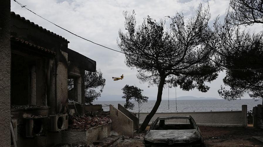 Европейският съюз е в траур за жертвите в Гърция