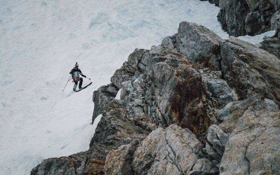 Да караш ски на К2