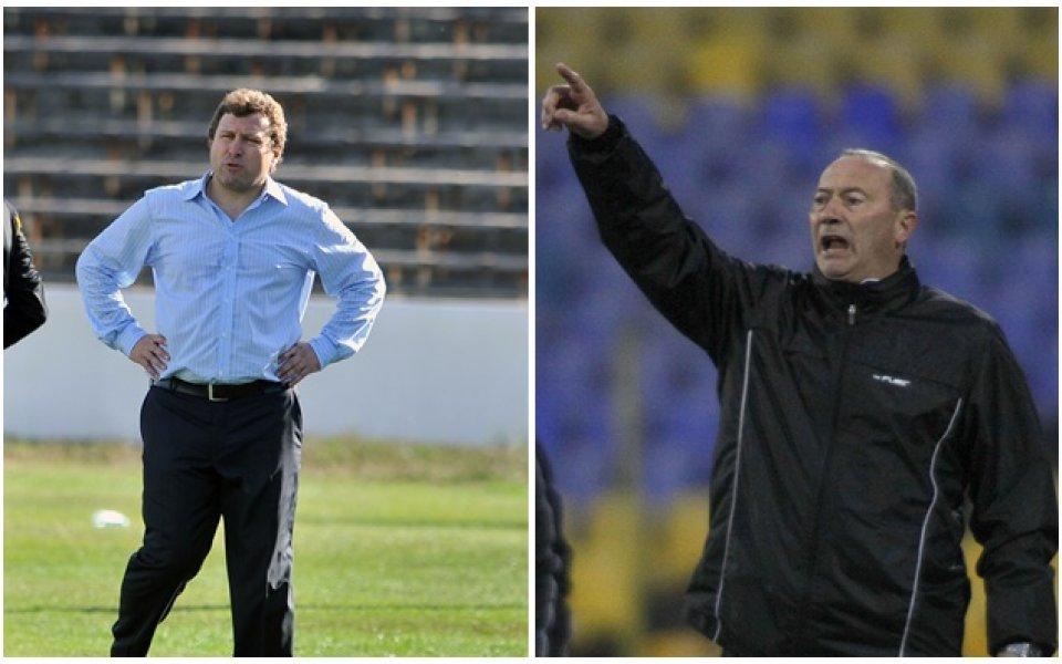 Треньорите, ръководили Левски от 2008-а насам