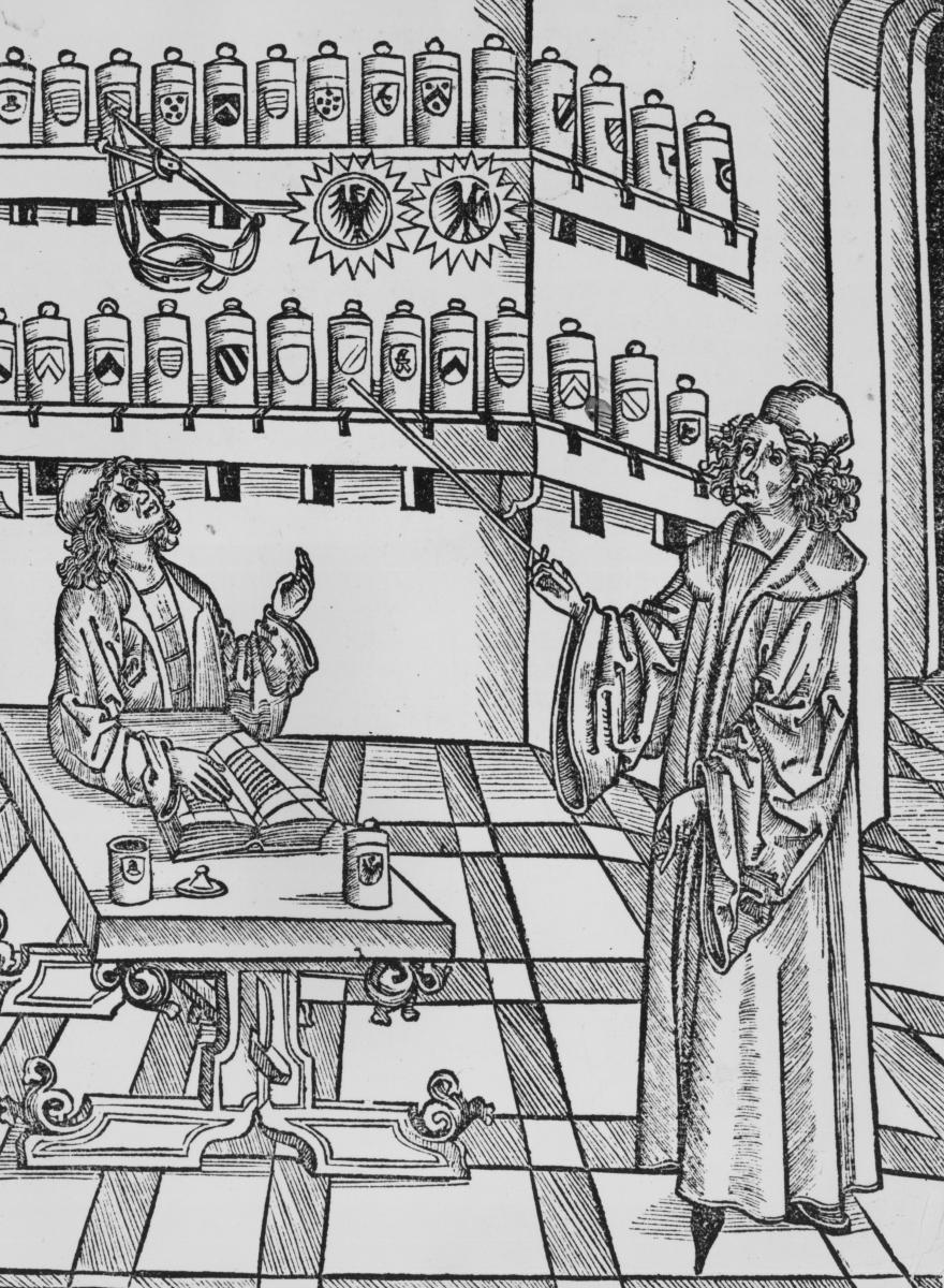 Лекарство срещу колики било ким и анасон, накиснато в бяло вино, които трябвало да бъдат приемани в продължение на 9 дни.
