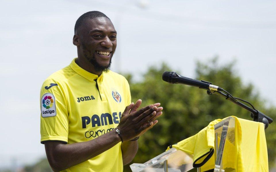 Олимпик Лион подписа четиригодишен договор с камерунския нападател Карл Токо